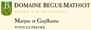 Begue-Mathiot Chablis Premier Cru Vosgros Image