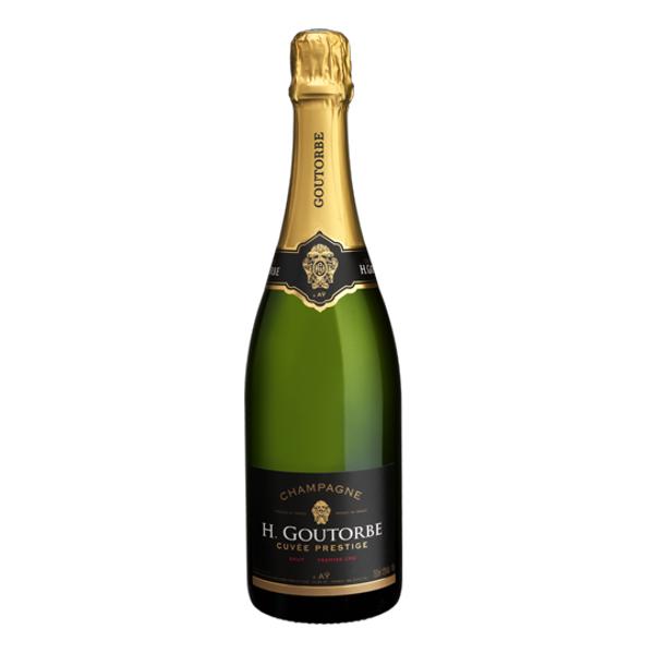 Champagne H. Goutorbe Cuvée Prestige DEMI Image