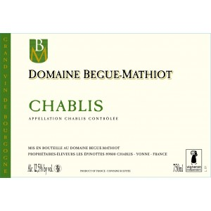 Begue-Mathiot Chablis Image